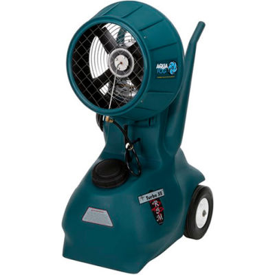 Airmaster Fan 60194 Mobile Self Contained Fogging Fan - 3/4 HP - 115V - Exp Proof Motor - 32GPH