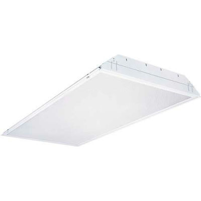 Lithonia 2GT8 3 32 A12 MV 1/4 1/2 GEB10IS LSTA11 2x4 T8 Troffer 3 Lamp 32w One 4-Lamp Ballast