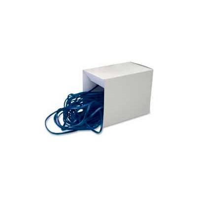 "Alliance® Can Bandz™ Rubber Bands, Large, 17"" Length, Blue, 50/Box"