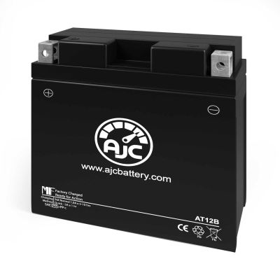 AJC® Ducati Streetfighter S 1100CC Motorcycle Replacement Battery 2009-2012