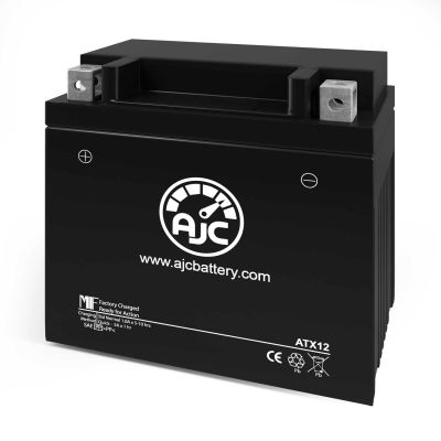 AJC® Piaggio Runner 200 200CC Scooter and Moped Replacement Battery