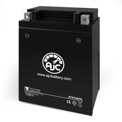 AJC® Arctic Cat Ac Sno ProMod 431CC Snowmobile Replacement Battery 2005
