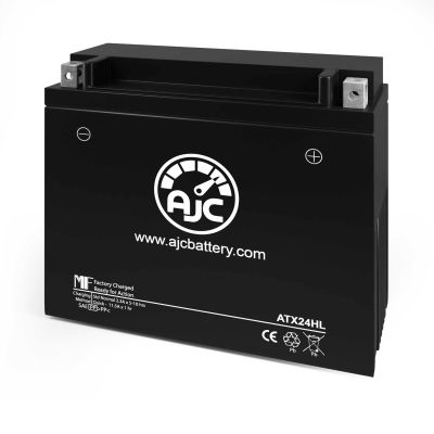 AJC® Ducati Sport All 500CC Motorcycle Replacement Battery
