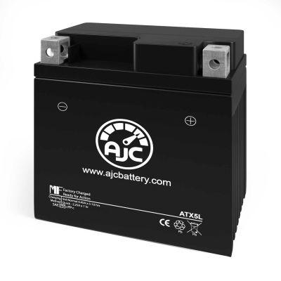 AJC® Yamaha YFM250 RaptorSE 250CC ATV Replacement Battery 2008-2013