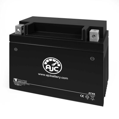 AJC® KTM RC390 390CC Motorcycle Replacement Battery 2015