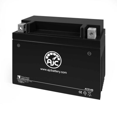 AJC® KTM SuperAdventure 1290CC Motorcycle Replacement Battery 2014-2016