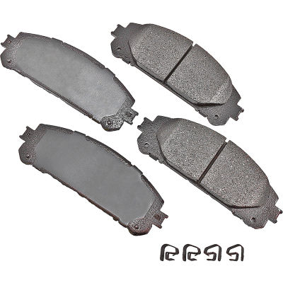Akebono AKACT1324 ProACT Ultra Premium Ceramic Disc Brake Pad Kit
