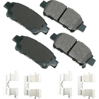 Akebono AKACT995A ProACT Ultra Premium Ceramic Disc Brake Pad Kit