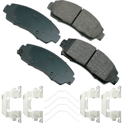Akebono AKASP1089A Performance Ultra Premium Ceramic Disc Brake Pad Kit