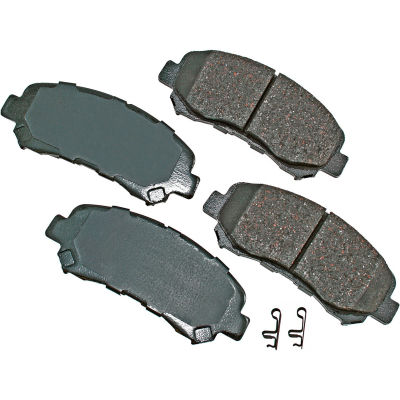 Akebono AKASP1338 Performance Ultra Premium Ceramic Disc Brake Pad Kit