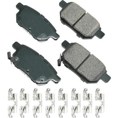 Akebono AKASP1354A Performance Ultra Premium Ceramic Disc Brake Pad Kit
