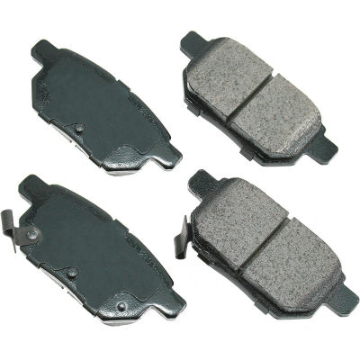 Akebono AKASP1354 Performance Ultra Premium Ceramic Disc Brake Pad Kit
