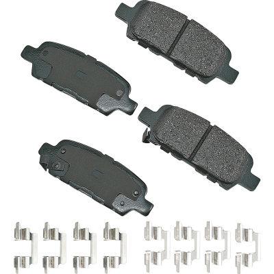 Akebono AKASP905A Performance Ultra Premium Ceramic Disc Brake Pad Kit