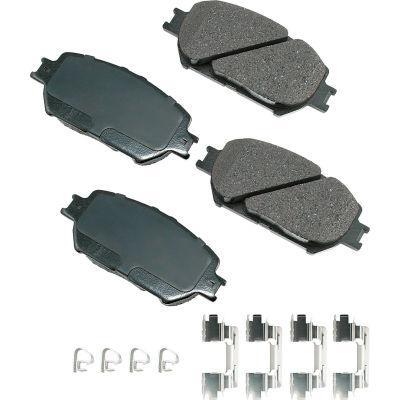 Akebono AKASP908A Performance Ultra Premium Ceramic Disc Brake Pad Kit
