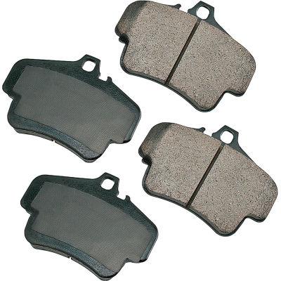 Akebono AKEUR776 EURO Ultra Premium Ceramic Disc Brake Pad Kit
