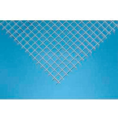 """American Louver Aluminum Eggcrate Core - Silver - 24"""" x 48"""" - Pack of 10"""