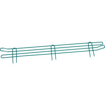 """Nexel® Poly-Green® Wire Ledge 36""""W x 4""""H"""