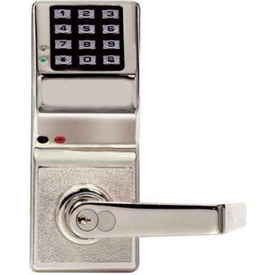 Trilogy DL3000WPIC/26D Weatherproof Access Control Lock W/Audit Trail 300 User Codes SFIC Prepped