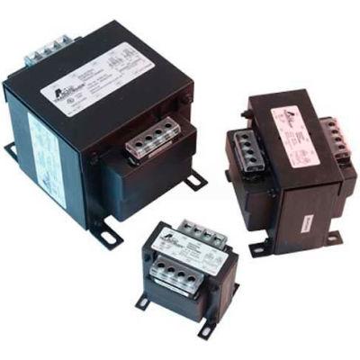 Acme Electric TB350B005C TB Series, 350 VA, 208/230/460 Primary Volts, 115 Secondary Volts