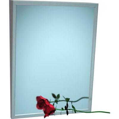 Bathroom Supplies Bathroom Mirrors Asi 174 Fixed Angle Tilt Mirror 24 Quot Wx36 Quot H 0535 2436