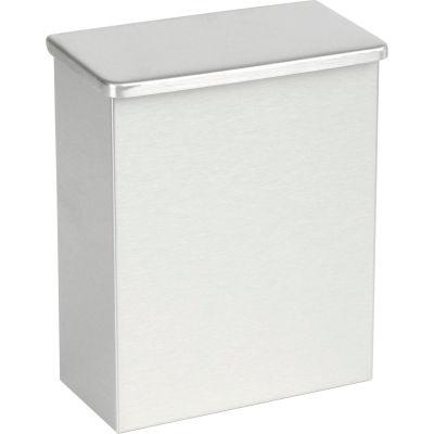 ASI® Surface Mounted Sanitary Napkin Disposal - 0852