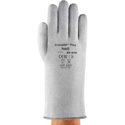 Crusader® Flex Hot Mill Gloves, Ansell 42-474-9, 1-Pair