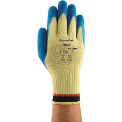 PowerFlex® Cut Reisistant Gloves, Ansell 80-600-9, 1-Pair