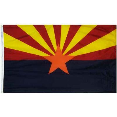 3X5 Ft. 100% Nylon Arizona State Flag