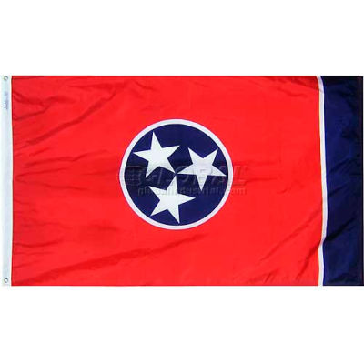 3X5 Ft. 100% Nylon Tennessee State Flag