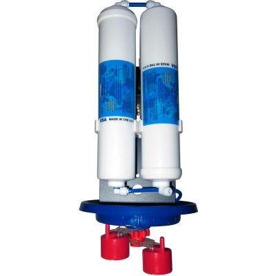 Aquaverve BTLS-AQV POU Bottleless Easy Snap-On Conversion Kit W/ Filtration