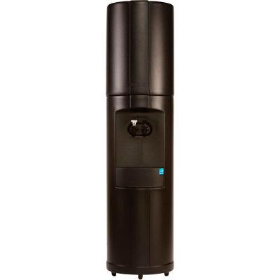 Aquaverve Bottleless Fahrenheit Model Commercial Cold Water Cooler Dispenser W/ Filtration, Black