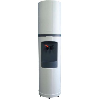 Aquaverve Bottleless Fahrenheit Model Commercial Hot/Cold Cooler W/ Filtr, White W/ Blue Trim