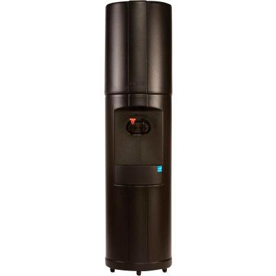 Aquaverve Bottleless Fahrenheit Model Commercial Hot/Cold Cooler W/ Filtration, Black