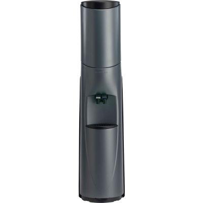 Aquaverve Bottleless Pacifik Model Commercial Cold Water Cooler W/ Filtr - Charcoal W/ Black Trim