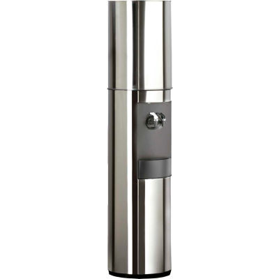 Aquaverve Bottleless S2 Stainless Steel Commercial Cold Water Cooler Dispenser W/ Filtration