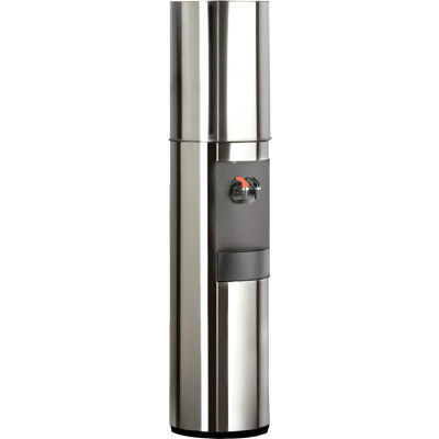 Aquaverve Bottleless S2 Stainless Steel Commercial Hot/Cold Water Cooler Dispenser W/ Filtration