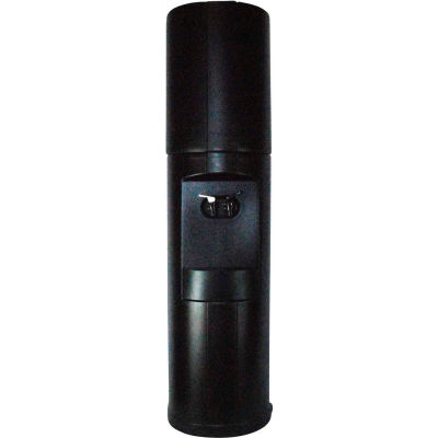 Aquaverve Fahrenheit Model Commercial Room Temp/Cold Bottled Water Cooler Dispenser - Black