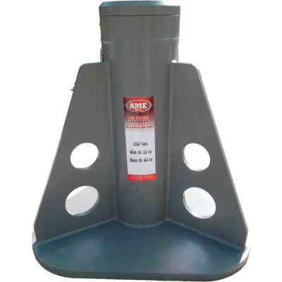 """AME 200 Ton Support Stands SS3240 32"""" Closed - SLJS200"""
