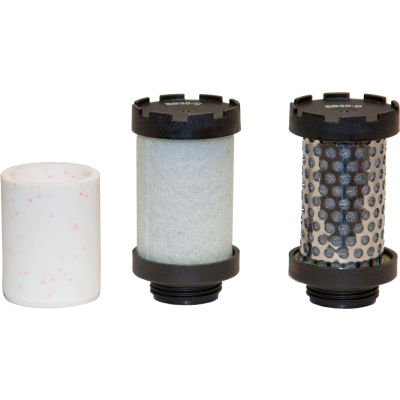 Air Systems International Replacement Filter Kit for 15-30 Series, BB30-FK