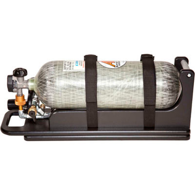 Air Systems Marine Plastic Single Cylinder PAK-SFL™, 1 Outlet, Schrader Fitting, PAK-SFL