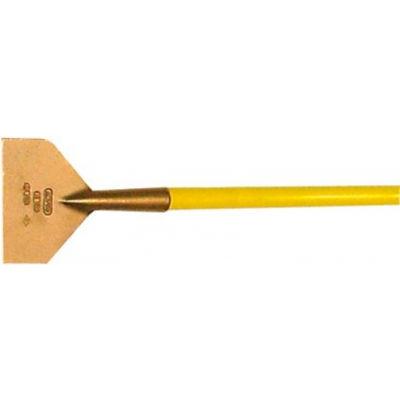 "AMPCO® S-22 Non-Sparking Scraper 5x2-1/2"" Blade"