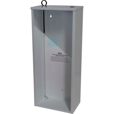 Buddy Product Fire Extinguisher Cabinet, Surface Mount, 10 Lbs. Capacity, 8016-9