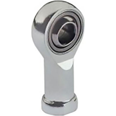 Aignep USA Spherical Rod Eye CS Ø25-32 For ISO Cylinders M10x1.25 Threads