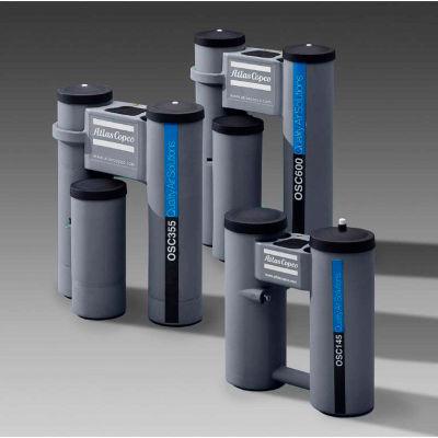 "Atlas Copco OSC 95, Oil/Water Separator, 105 cfm,  1/2"" NPT"