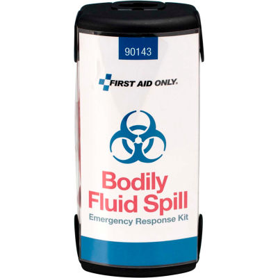 First Aid Only® 90143-001 First Responder Bodily Fluid Spill Kit