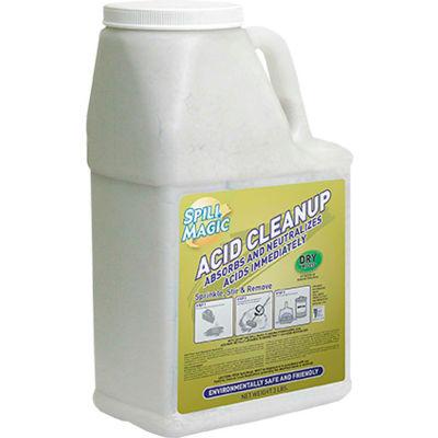 Spill Magic SM202DBAN Spill Magic Acid Neutralizer 5 lb. Bottle