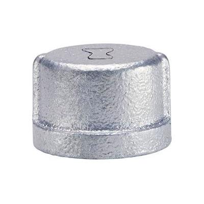 Anvil 1 In. Extra Heavy Galvanized Malleable Cap
