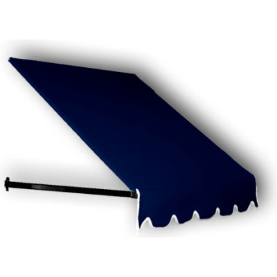 "Awntech ER23-6N, Window/Entry Awning 6' 4-1/2"" W x 3'D x 2'H Navy"