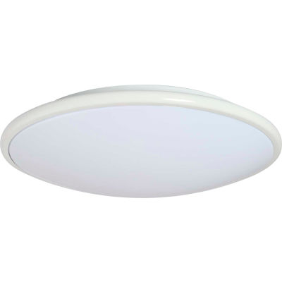 Amax Lighting LED-M002WHT LED Ceiling Fixtures, 20W, 4000 CCT, 1660 Lumens, 82 CRI, White