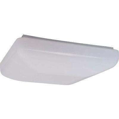 Amax Lighting LED-S001 LED Ceiling Fixtures, 14W, 4000 CCT, 1200 Lumens, 82 CRI, White
